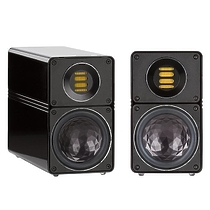ELAC BS 312 Black High Gloss