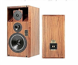 Hans Deutsch HD 308 Mk II walnut
