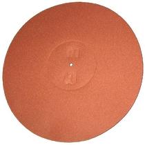 MILLENNIUM AUDIO M-LP felt mat orange