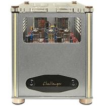 AUDIO VALVE Challenger 180 silver/chrome