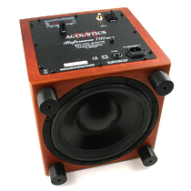 MJ Acoustics Ref 100 Mk II cherry