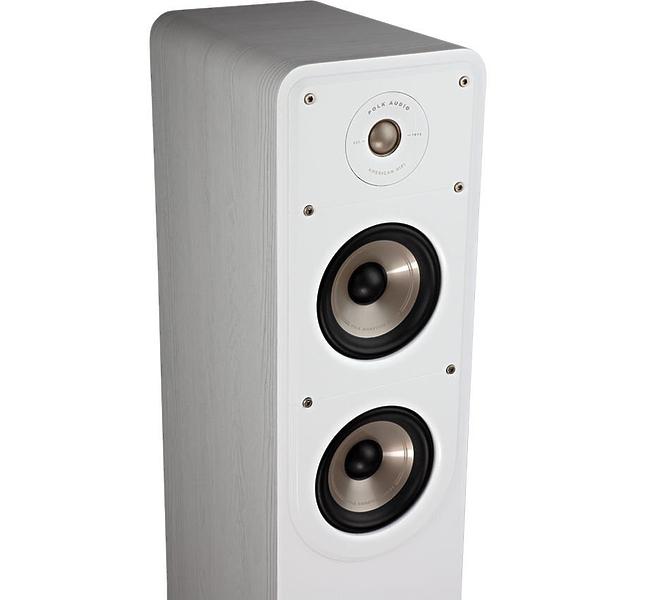 Напольная акустика Polk Audio Signature S50e White #3 в «HiFiRussia»