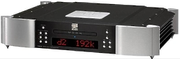Sim Audio MOON 650D 2 TONE (black/silver)\Red Display