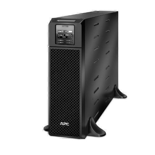 APC Smart-UPS SRT SRT5KXLI 4500W black в «HiFiRussia»