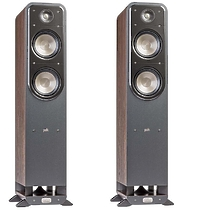 Polk Audio Signature S55 brown