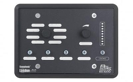 BSS BLU8-V2-BLK программируемая настенная панель управления