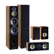 Davis Acoustics Balthus Set 5.0 american walnut (90+30+10)