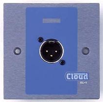 Cloud XLR-M1 Настенная панель удаленного управления