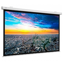 "Projecta Compact Electrol 153х200 см (94"") Matte White с эл"