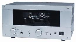 VTL IT-85 Integrated amplifier Silver