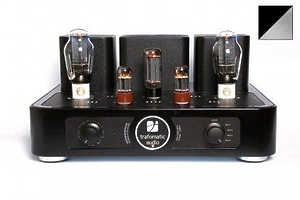 Trafomatic Audio Experience Two Mk2 (black/silver plates)