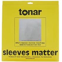 Tonar LP OUTER SLEEVE внешний конверт 12'  (25 шт)