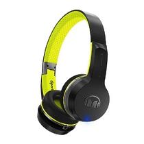 Monster iSport Freedom Bluetooth On-Ear Black&Green