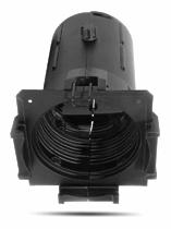 Chauvet 26 Degree Ovation Ellipsoidal HR Lens Tube