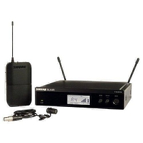 Shure BLX14RE/W85 K3E 606-638 MHz