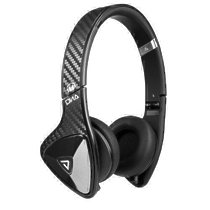 Monster DNA On-Ear Headphones Carbon Black (137008-00)