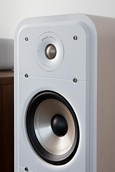 Напольная акустика Polk Audio Signature S55e White #1 в «HiFiRussia»