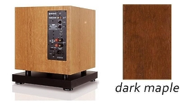 Audio Physic Yara II Sub dark maple