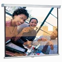 "Projecta SlimScreen (84""/1:1) 160x160cm Matte White настенн"