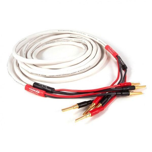 Акустический кабель Black Rhodium TANGO 1.2 3.0 m banan white в «HiFiRussia»