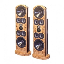 Legacy Audio Whisper XDS olive ash burl