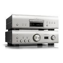 Denon PMA-1600NE + DCD-1600NE silver