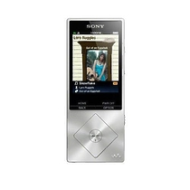 Sony NWZ-A17 silver