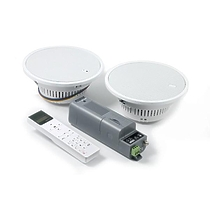 Eissound KBsound iSelect 2,5'' white (50302 )