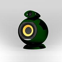 EBTB Pluto british racing green