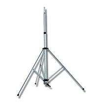EuroMet BS/60 Стойка для громкоговорителей до 70кг, с треногой и механизмом для подъема, сталь с гальваническим покрытием. h:1290-2040mm.