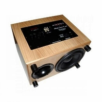 MJ Acoustics Ref 1 Mk III walnut