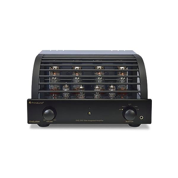 Ламповый усилитель PrimaLuna Evolution 200 Int Black в «HiFiRussia»