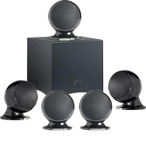 Cabasse Alcyone 2 System 5.1 Glossy black