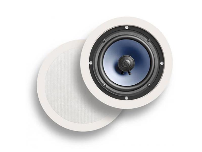 Встраиваемая акустика Polk audio IW RC60i White в «HiFiRussia»