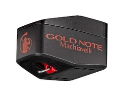 Gold Note Machiavelli Red (MC)