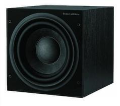 B&W ASW610 black