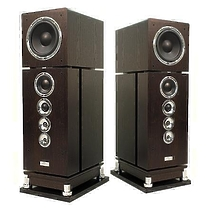 Dynaudio Consequence Ultimate Edition wenge with chrome
