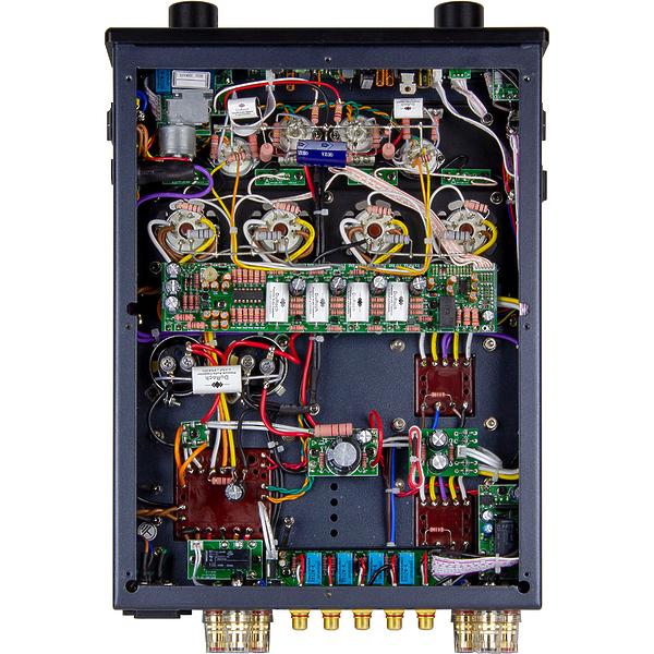 Ламповый усилитель PrimaLuna Evolution 100 Int Black #5 в «HiFiRussia»