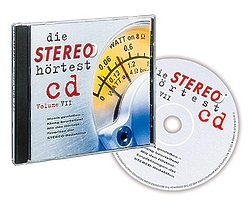 In-Akustik CD Die Stereo Hortest CD Vol. VII