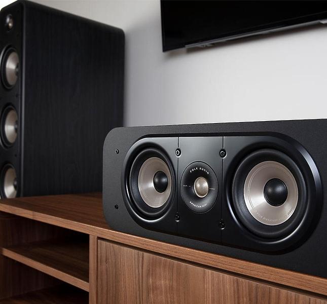 Напольная акустика Polk Audio Signature S60Е Black #4 в «HiFiRussia»