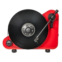 Pro-Ject VT-E R red