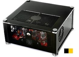AUDIO VALVE Challenger 250 black/gold