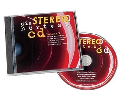 In-Akustik CD Die Stereo Hortest CD Vol. V