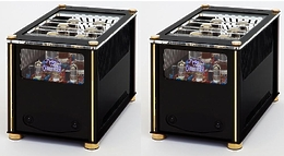 AUDIO VALVE Challenger 115 black/gold в Москве