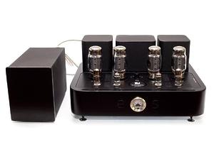 Trafomatic Audio EOS power (black/silver plates)