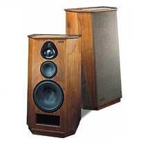 Wharfedale Airedale Heritage antique walnut