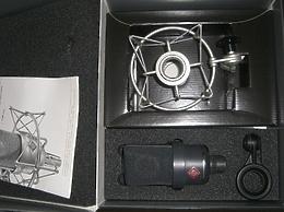 NEUMANN TLM 103 studio set от официального дилера