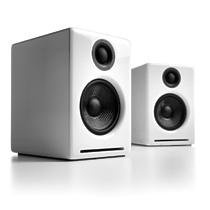 Audioengine A2+ Hi-Gloss White