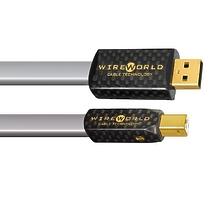 Wire World Platinum Starlight 7 USB 2.0 A-B Flat Cable 3.0m