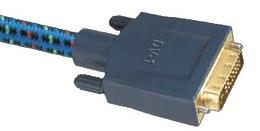 Audioquest DV-1 braided 1.0m